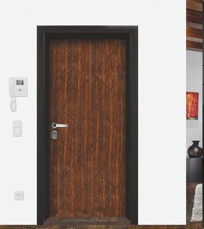 Входна Блиндирана врата T904|врата T904