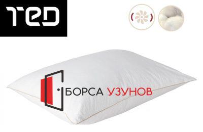 Възглавница с естествен ПУХ - ТЕД