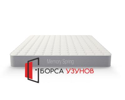 Двулицев матрак Memory Spring iSleep