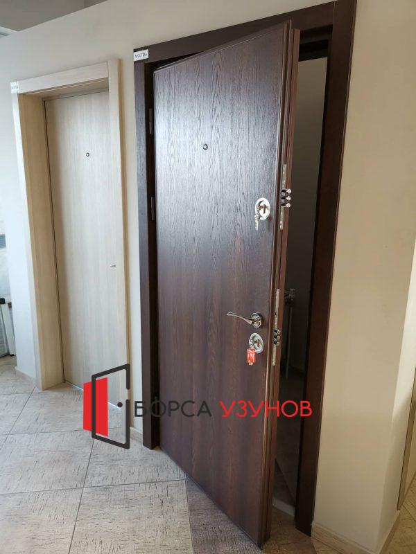 Здрава и качествена блиндирана врата в София