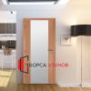 Интериорна Ламинирана МДФ Остъклена Infinity Max БУК|Ламинирана врата МДФ Infinity Max БУК|цвветове за Ламиниранаи интериорни врати Остъклени