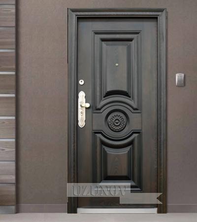 Метална врата 539