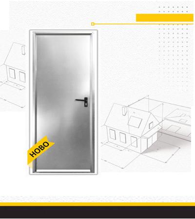 Поцинкована врата Еко1|Поцинкована врата