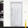 Блиндирана врата модел 32 бяла|врата модел 32