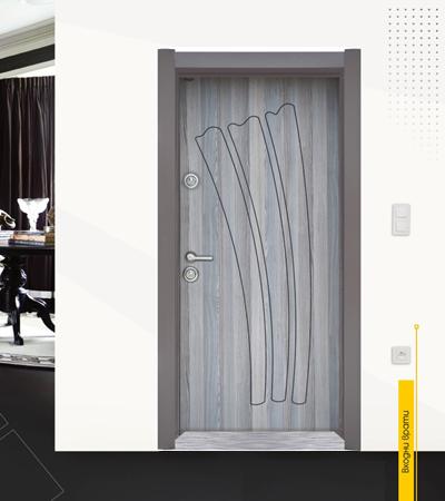 Блиндирана врата модел 36 избелен дъб|входна врата 36 златен дъб|врата 36 избелен дъб|врата 36