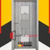 Gradde Bergedorf цвят Ясен Вералинга|Размери на интериорни врати Gradde|крило на врати Gradde|размери на врати Gradde