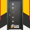 Gradde Reichsburg цвят Череша Сан Диего|Размери на интериорни врати Gradde|крило на врати Gradde|размери на врати Gradde