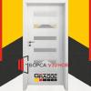 Gradde Schwerin цвят Сибирска Лиственица|Размери на интериорни врати Gradde|крило на врати Gradde|размери на врати Gradde
