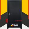 Gradde Simpel цвят Орех Рибейра|Размери на интериорни врати Gradde|крило на врати Gradde|размери на врати Gradde