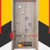 Gradde Zwinger цвят Дъб Вераде|Размери на интериорни врати Gradde|крило на врати Gradde|размери на врати Gradde