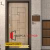 Блиндирана врата Т100 Antik
