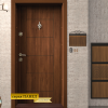 Блиндирана врата Т102 Златен дъб