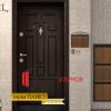 Блиндирана врата Т108