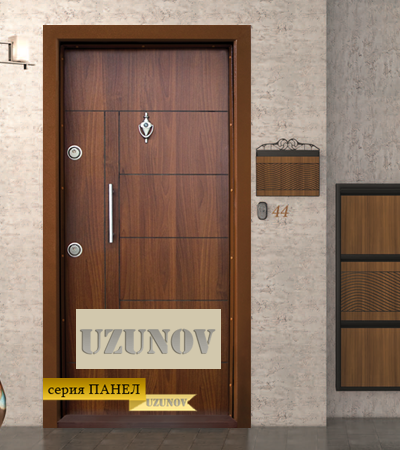 Блиндирана врата Т587 Златен дъб