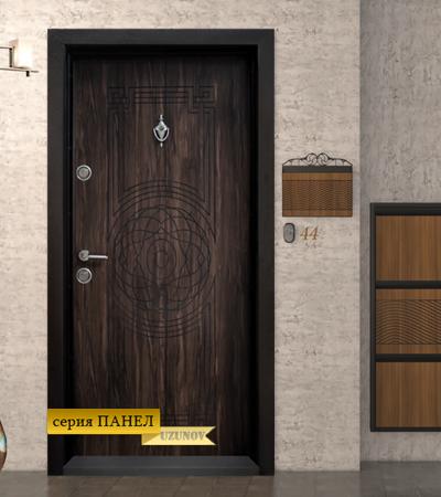 Блиндирана врата T110 Africa