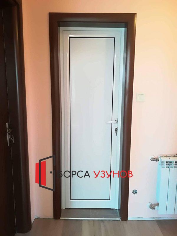 Изработка на Алуминиева врата с обръщане в София