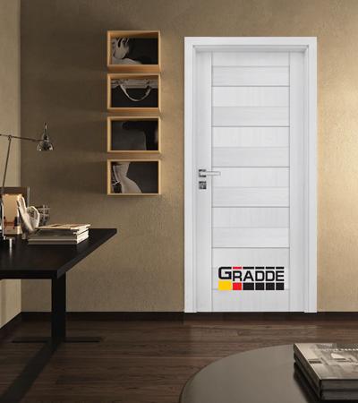 Врата Gradde серия Aaven модел Full Сибирска Лиственица