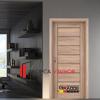 Врата Gradde серия Axel модел Full Дъб Вераде