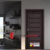 Врата Gradde серия Axel модел Full Орех Рибейра