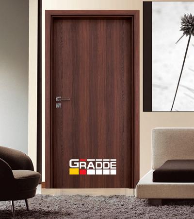 Врата Gradde серия SIMPEL Full Шведски Дъб