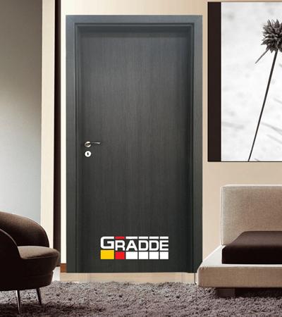 Врата Gradde серия SIMPEL SP Череша Сан Диего