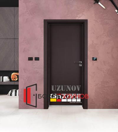 Алуминиева врата GRADDE цвят Ribeira