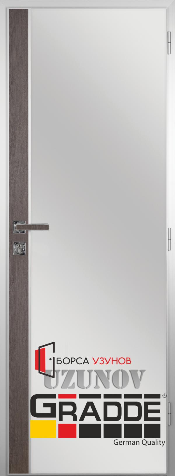 Алуминиева врата GRADDE цвят SanDiego в София от УЗУНОВ