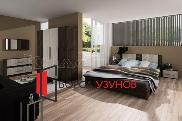 Спален комплект АТИНА от Узунов