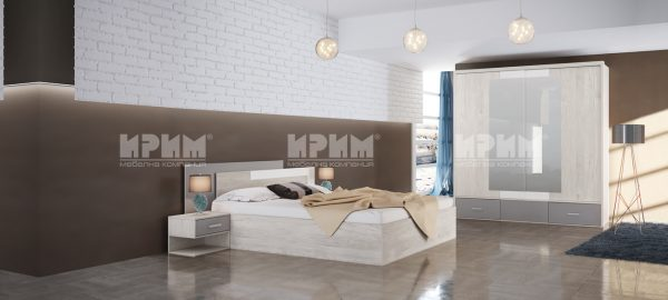 Спален комплект Сити 7005 в София от Узунов