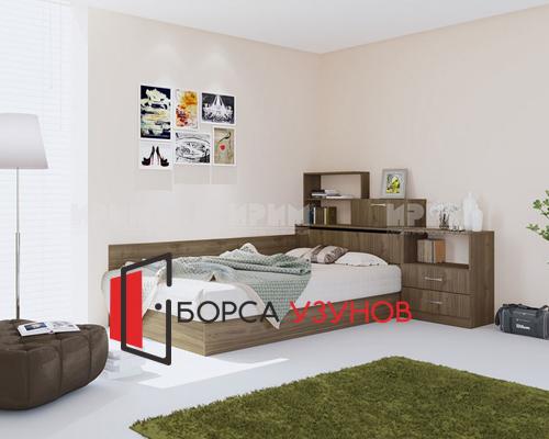 Спален комплект СИТИ 7032