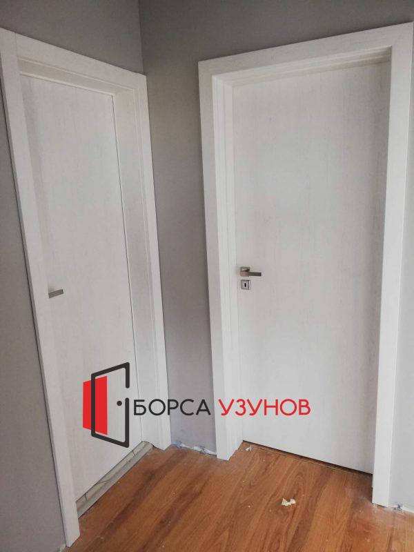 Алуминиева врата с обличаща каса в София от Борса Узунов
