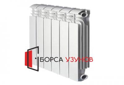 Алуминиев радиатор тип Bravo H500