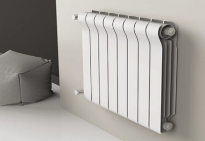 Алуминиев радиатор тип Ottimo H500