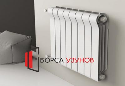 Алуминиев радиатор тип Ottimo H600