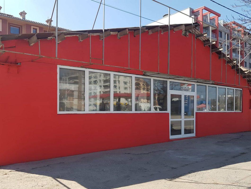 Най новия шоурум - магазин на Борса Узунов в София