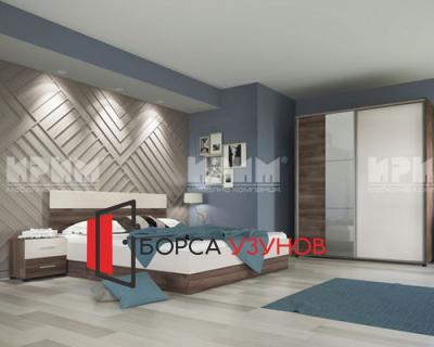 Спален комплект СИТИ 7011