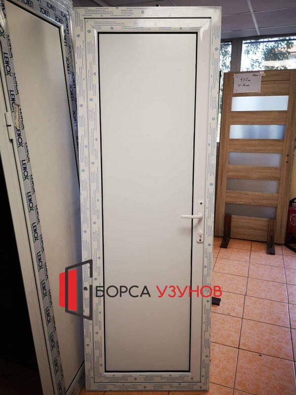 Влагоустойчива врата за баня на ниска цена