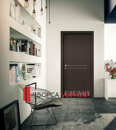 Интериорна врата Eurostill модел SILVER 2S