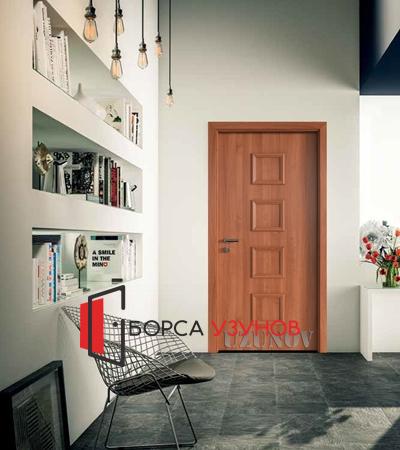 Интериорни врати Evrostill модел ELEGANCE 5N