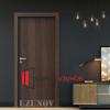 Интериорна врата Porta DECOR ПЛЪТНА цвят Дъб Хавана 3D