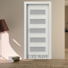 Интериорна врата Porta Fit модел C5 цвят Бяло Венге