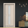 Интериорна врата Porta STYLE модел 1 цвят Светъл Орех
