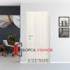 Интериорна врата Century 1 плътна ясен бяло